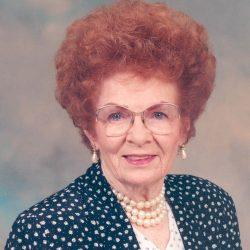 Geneva I. (Peggy) Rutledge