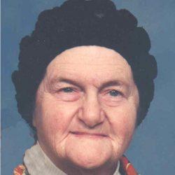 Mary B. Bartles