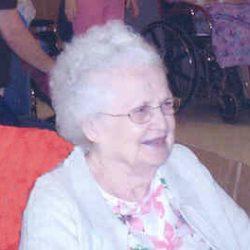 Frances E. Hoops