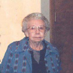 Florence Evelyn Wilhelm