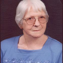 "Gertrude U. ""Peggy"" Carlson"