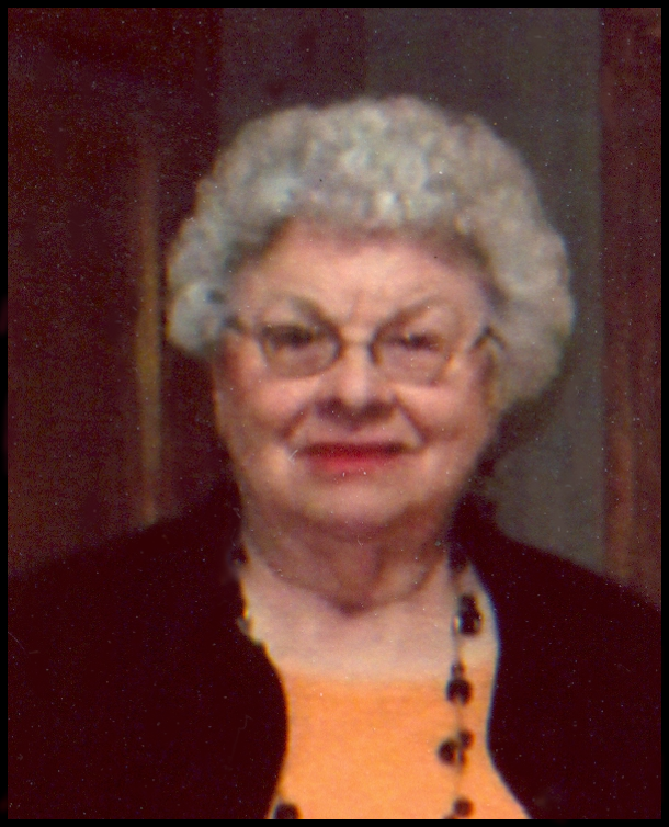 Betty Lou Koehler Palmer