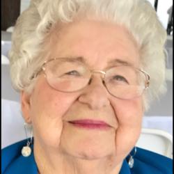 Betty B. (Yates) Hindman