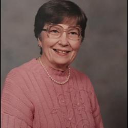 Dorothy M. Harrison
