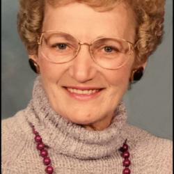 Betty June (Cashatt) Merritt